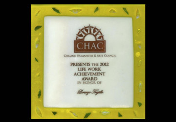 Chicano Humanities and Arts Council Award